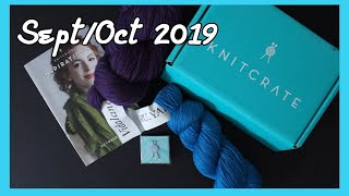 September/october 2019 Knitcrate