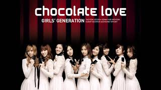 Girls' Generation (소녀시대) - Chocolate Love (Retro Pop Ver…