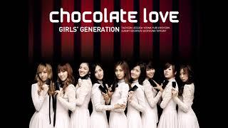 Girls' Generation (소녀시대) - Chocolate Love (Retro Pop Ver…