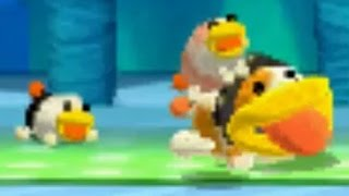 Poochy & Yoshi's Woolly World - All Poochy Stages