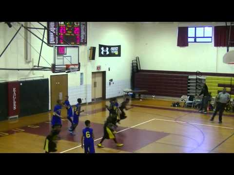 KLM vs South Bowie 6th grade Championship PG county 3 29 14