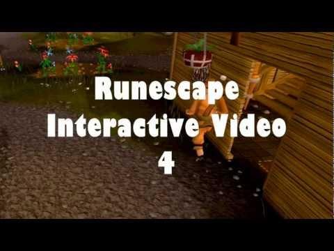 Runescape Interactive Adventure 4 - START HERE - - Runescape Interactive Adventure 4 - START HERE -