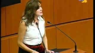 030811 Senadora Beatriz Zavala Peniche