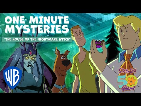Scooby-Doo! One Minute Mysteries | The House of the Nightmare Witch | WB Kids