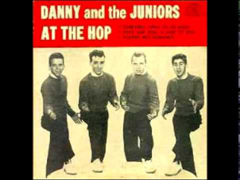 Danny and The Juniors - Rock and Roll Is Here To Stay