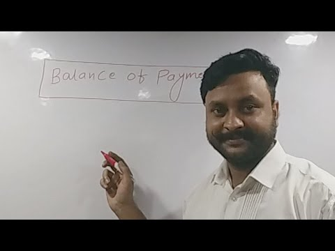 Most Important- Balance Of Payment Live Class By Kunal Sir