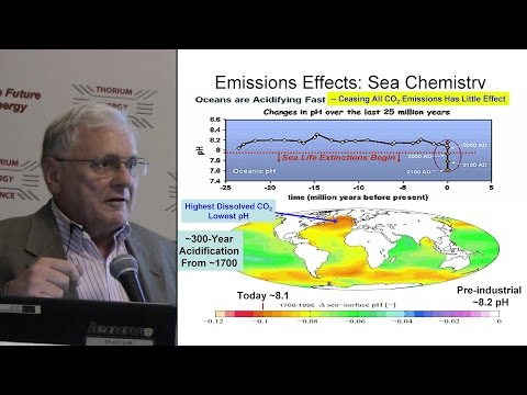 Acidification, Climate & Energy -by Dr. Alex Cannara @ TEAC7