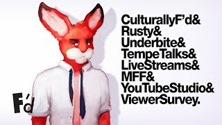 Rusty has lot's of news! MFF; Q&Q; Viewer Survey   Fd Up Date October 2018