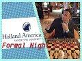 Formal Night on Holland America! Alaska Cruise Vlog! Ep. 12