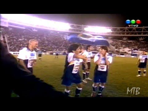 Messi, Maradona, Riquelme Vs Agüero, Gallardo, Simeone...  ● 2005 Argentinian All Star Game
