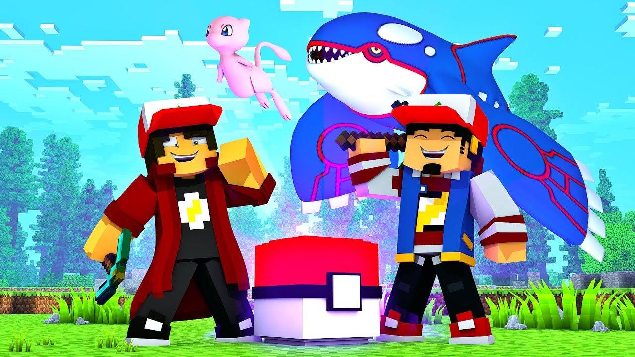 Download Minecraft: LUCKY PIXELMON LENDARIA - POKEMON #16 ‹ EduKof Games ›