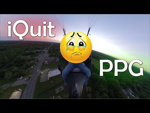 Why I Gave Up Powered Paragliding | PPG Reality Discussion