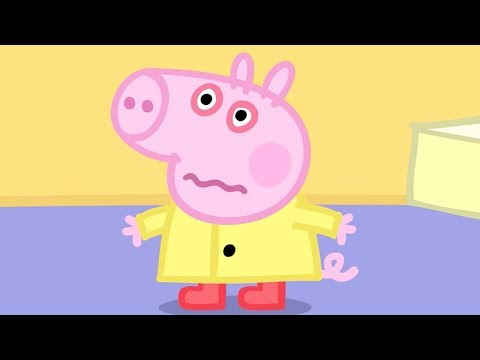 Peppa Pig Episodes - George Catches a Cold! - Cartoons for Children