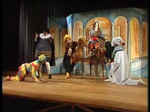 Mozart   Pantalone e Colombina Ballettmusik zur Pantomime Les petits riens KV 299b und Musik