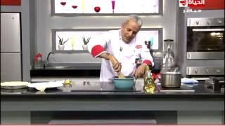 برنامج المطبخ – فطيرة بأربع أنواع جبن – الشيف يسري خميس – Al-matbkh