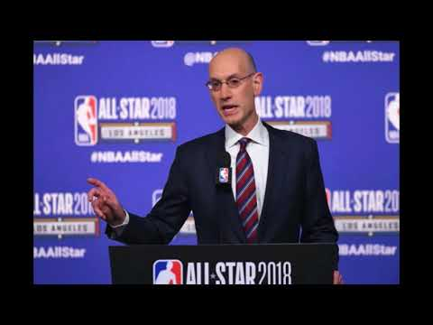 Adam Silver slipper haults changing the NBA format after Lebron spoke against it