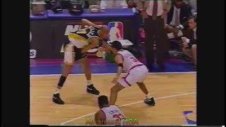 Reggie Miller 29 Points 3 Ast @ Knicks, 1995 Playoffs Game 7.
