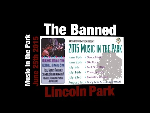 City of Tracy: Music in the Park