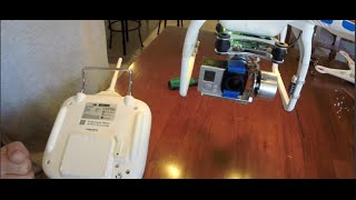How to Install a Chinese Gimble with GoPro on Phantom 2 Drone