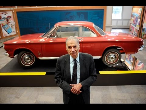 Inside Ralph Nader's American Museum of Tort Law