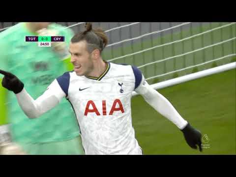 Tottenham Crystal Palace Goals And Highlights