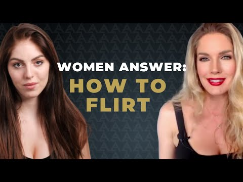How Girls WANT You To Flirt With Them! (Flirting Secrets)