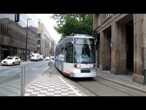 düsseldorf-trams-700-series-routes