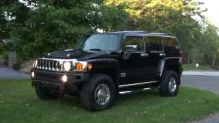 2007 Hummer H3 Luxury For Sale~Moon~Navigation~Heated Seats~ONLY 1,042 Miles