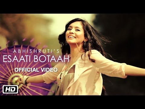 Esaati Botaah | Official Video | Abhishruti | Most Popular Assamese Song