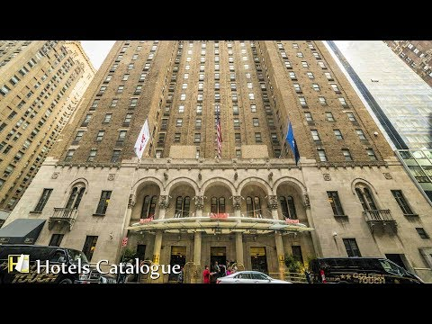 New York Marriott East Side Hotel Tour - Hotels Near Grand Central Station NYC
