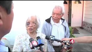 90 Year Old Couple Beaten, Bound, and Robbed