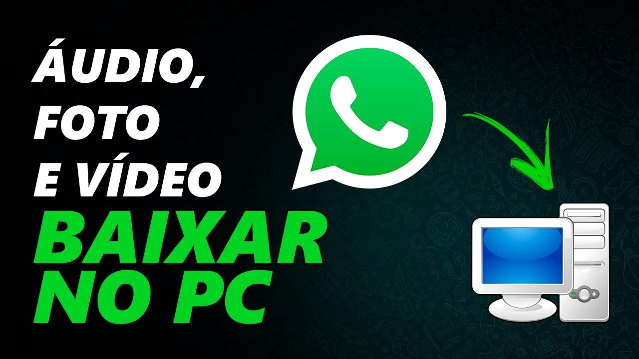 Imagens Para Whatsapp: Como Passar Fotos E áudios Do WhatsApp Para O PC?