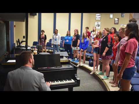 FSU Summer Music Camps- Choral Ensemble Camp