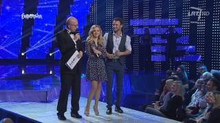 Vaidas Baumila & Monika Linkyte - This Time - Eurovision 2015 - Lithuania (Live)