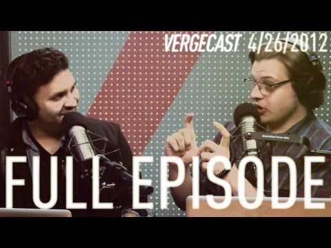 The Vergecast 028: Google Drive, Chrome OS updates, mining astroids