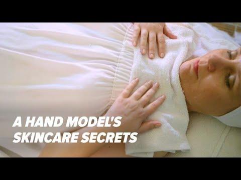 Skincare Secrets Of A Professional Hand Model