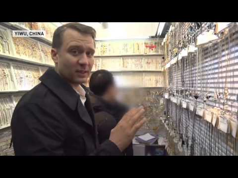 Toxic Jewelry: Looking for cadmium in Yiwu market (CBC Marketplace)