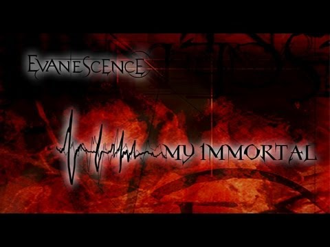 Evanescence My Immortal Lyrics [HD]  (Origin)