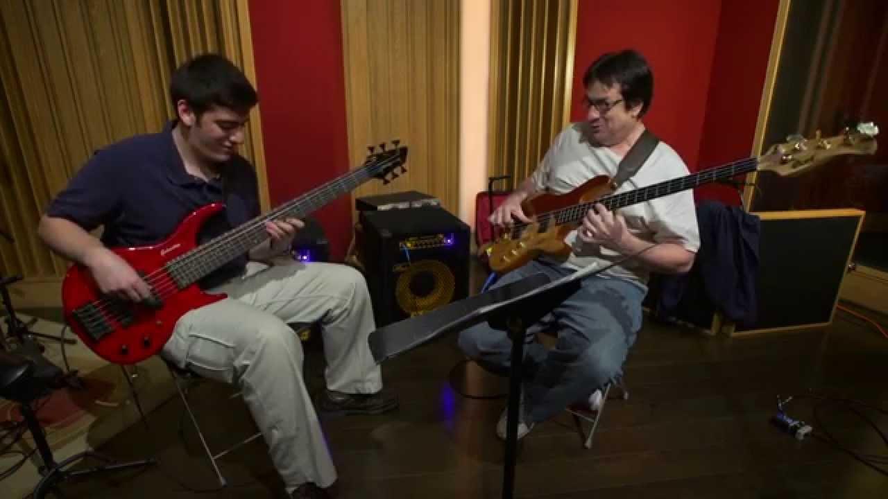 NEW TRANSCRIPTION: Paul Chambers - C Jam Blues | thebasscase | free