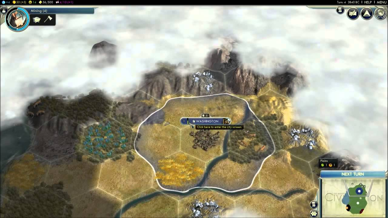 how to play civilization v beginner s tutorial guide w commentary rh youtube com civilization v beginner's guide Sid Meier's Civilization 6