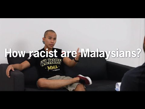 MMOTV: Are Malaysians racist? (WARNING EXPLICIT DIALOGUE)