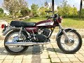Yamaha RD350   Rajdoot 350   RD350 HT   Features   Engine   Sound   Acceleration   Top Speed