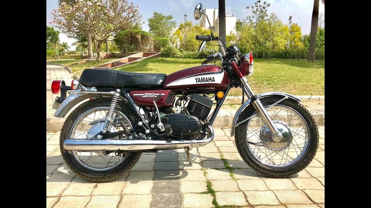 Yamaha RD350 | Rajdoot 350 | RD350 HT | Features | Engine | Sound |  Acceleration | Top Speed