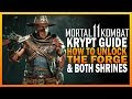 Mortal Kombat 11 Krypt Guide Part 1 - How To Unlock The Forge & Shrines