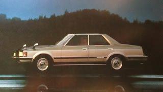 1982(昭和57年)トヨタ クレスタ GX61型 TOYOTA CRESTA typeGX61