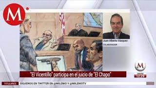 'El Chapo' no sobornó a Fox para fugarse en 2001: 'El Vicentillo'