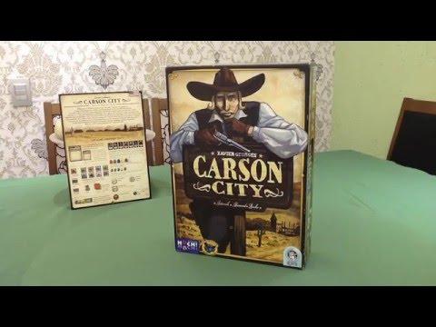 Carson City - Parte 1 Review 36 PT-BR