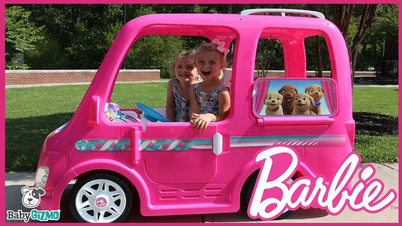 Barbie Dreamcamper Wheels