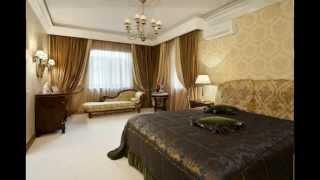 Дизайн интерьера спальни в классическом стиле. Спальная комната в классическом стиле(Дизайн интерьера спальни в классическом стиле. Спальная комната в классическом стиле. Большой выбор!, 2015-02-27T19:46:40.000Z)