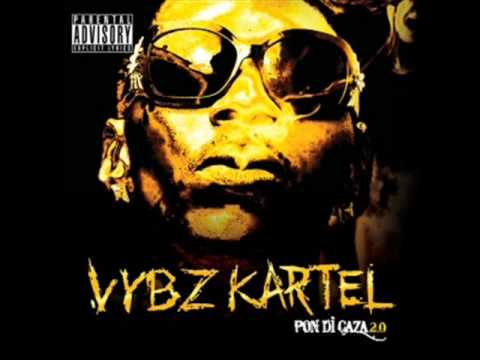 Vybz Kartel-Freaky Gal (RAW)  April 2011